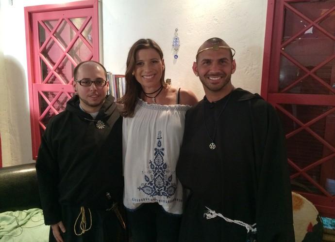 Mistura com Camille Reis vai mostrar quem são os atuais bruxos e bruxas (Foto: RBS TV/Divulgação)