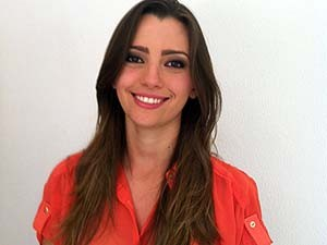 Juliana Gomes foi elminada do The Voice Brasil (Foto: Marcela Matarim/G1)