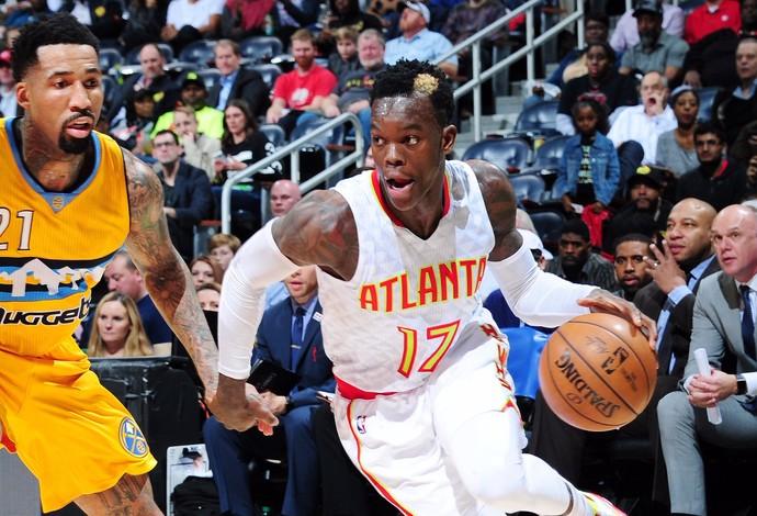 Atlanta Hawks vs. Denver Nuggets NBA (Foto: Divulgação/NBA)
