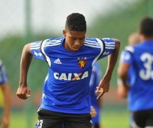 willian sport (Foto: Aldo Carneiro / Pernambuco Press)