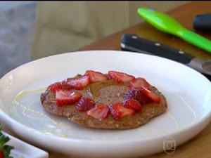 Veja como ficou a receita! (Foto: TV Globo)