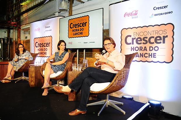 Encontros Crescer - Lanche Saudável (Foto: Sylvia Gosztonyi)