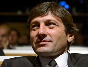 Leonardo sorteio Champions (Foto: AFP)