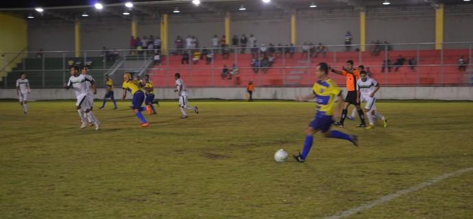 Miramar x Lucena, Estádio da Graça (Foto: Hévilla Wanderley / GloboEsporte.com/pb)