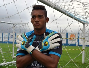 Danilo só levou 3 gols em 15 jogos (Foto: Felipe Martins/GLOBOESPORTE.COM)