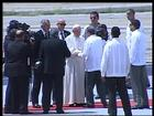 Papa viaja para os Estados Unidos