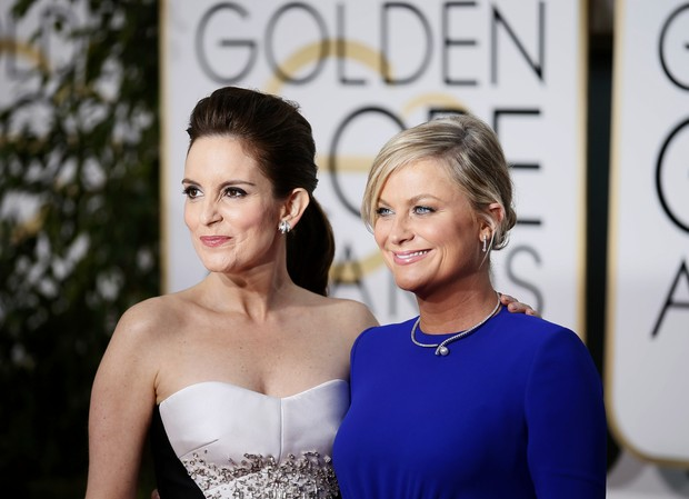 Tina Fey e Amy Poehler (Foto: Agência Reuters)
