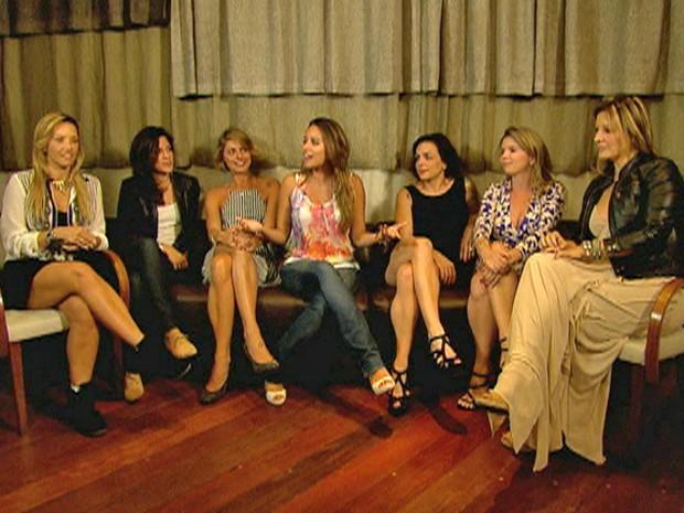 Mulheres alfas estão no comando das suas vidas (Foto: Mais Você/ TV Globo)