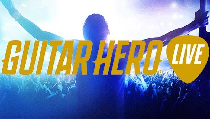 Guitar Hero Live vem com novo controle (Foto: Divulgação/Activision)