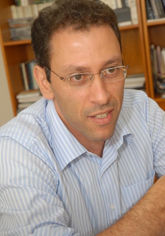 Ado Jorio de Vasconcelos, pesquisador da UFMG, foi eleito um dos cientistas mais influentes do mundo (Foto: Foca Lisboa/UFMG)