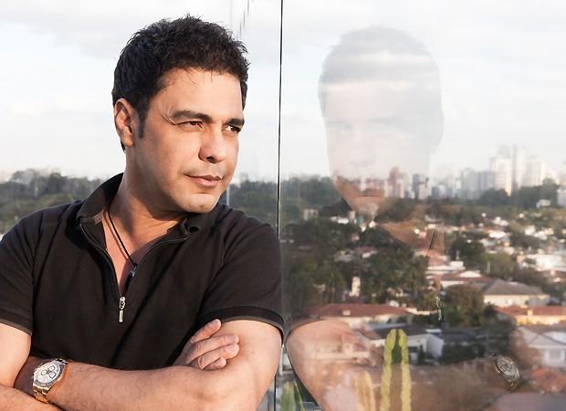 Zezé Di Camargo (Foto: Lufe Gomes/ed. Globo)