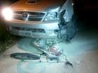 PM que atropelou motociclista vai responder por homicídio culposo
