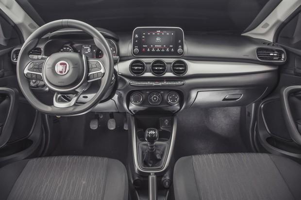 Fiat Argo 1.3 Drive manual (Foto:  Fábio Aro / Autoesporte)