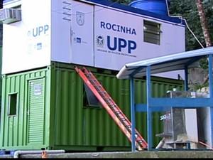 GNews - UPP da Rocinha (Foto: GloboNews)