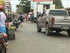 Em Paço do Lumiar, feirantes invadem ruas do bairro Maiobão