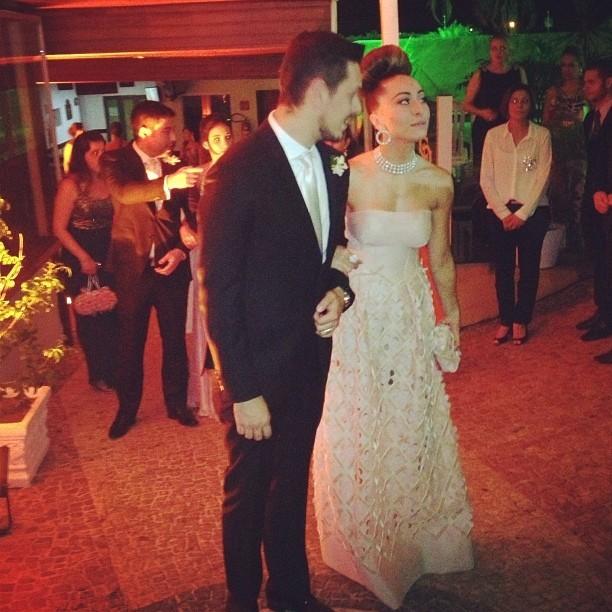 João Vicente e Sabrina Sato (Foto: Reprodução/Instagram)