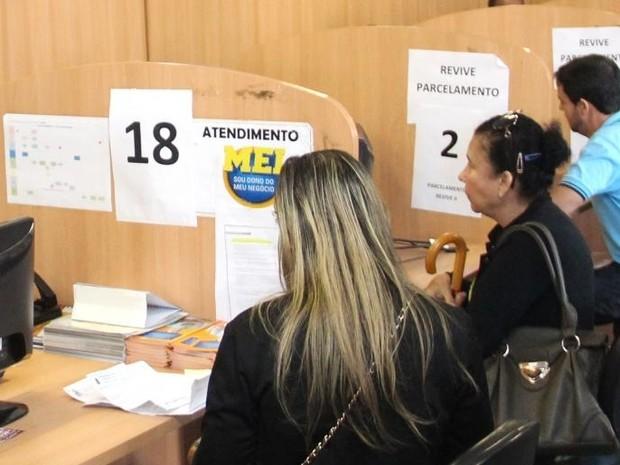 Prefeitura faz ação para negociar dividas (Foto: Divulgação/  Prefeitura de Vila Velha)
