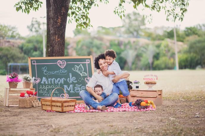 Tem mais de um filho sim e se reclamar vai ter mais!!! (Foto: Foto: Julia Gabriela)