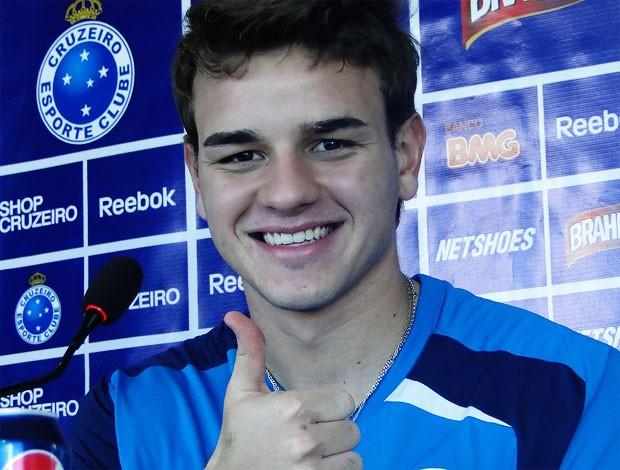 gabriel cruzeiro (Foto: Fernando Martins/Globoesporte.com)