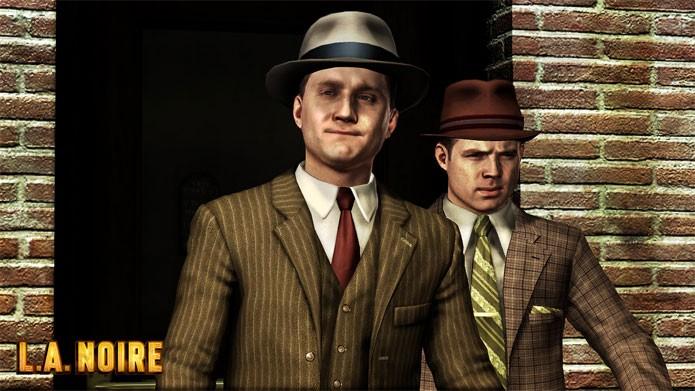 LA Noire é um dos jogos em promoção no Steam (Foto: Divulgação)