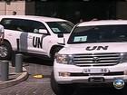 Franco atiradores teriam disparado contra inspetores da ONU na Síria