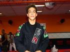 Ronald, filho de Ronaldo, vai lutar MMA: 'Gosto de futebol e jiu-jítsu'