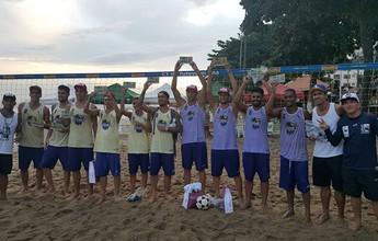 BLOG: Campeonato CT Futevôlei Ilha