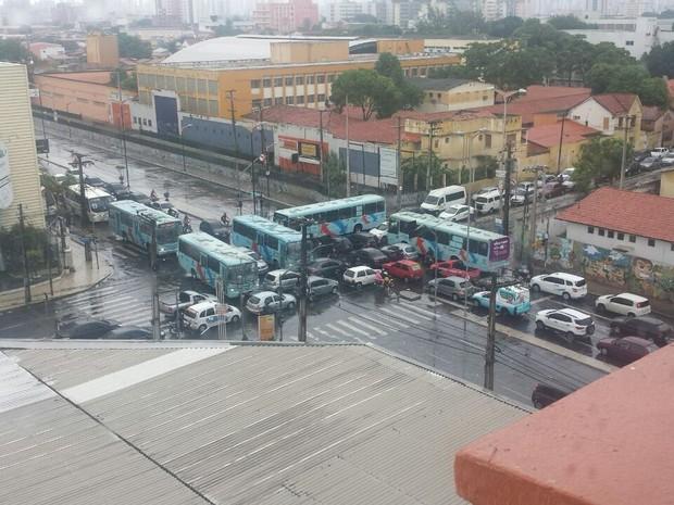 c6523a455ab G1 - 70 semáforos param de funcionar depois de apagão em Fortaleza ...