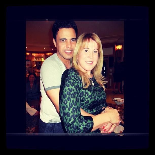 Zeze Di Camargo e Zilu (Foto: Instagram/Reprodução)