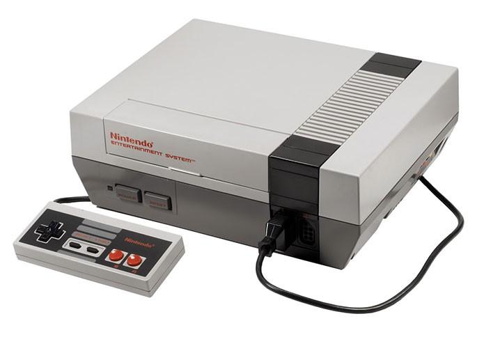 A indústria foi salva com a chegada do NES (Foto: Reprodução/Videogame History)