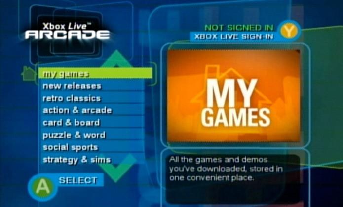 Os primórdios da Xbox Live Arcade criaram um modelo utilizado até hoje (Foto: Reprodução/Wikipedia)