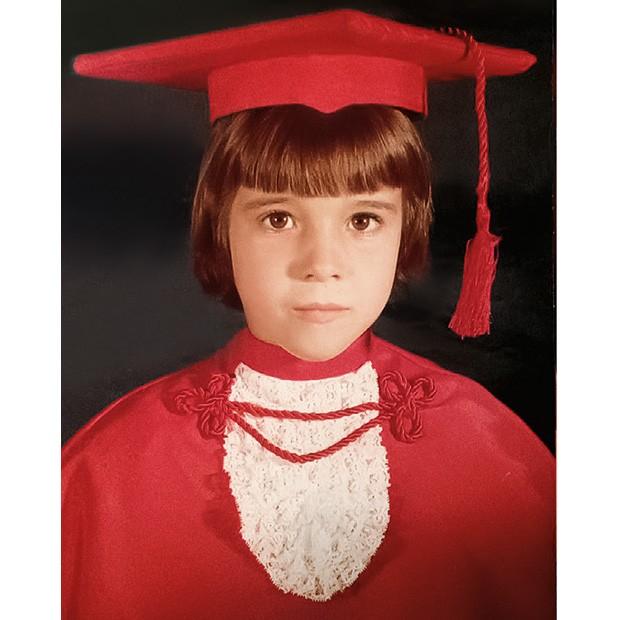 Formatura da educação infantil (Foto: Arquivo Pessoal)