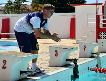 Adilson Doretto preparador físico São José Basquete (Foto: Danilo Sardinha/GloboEsporte.com)