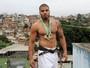 Judoca Osvaldo Pereira estreia na bateria da União da Ilha: 'Vou sambar'