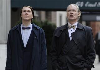 Paul Dano e Kevin Kline em cena de 'Os acompanhantes (Foto: Divulgação)
