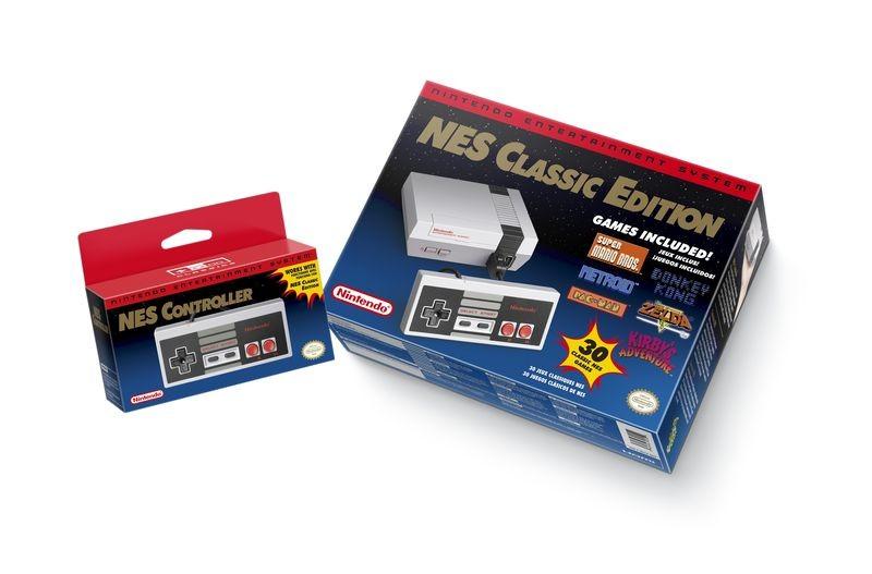Caixa do 'NES - Classic Edition' (Foto: Divulgação/Nintendo)