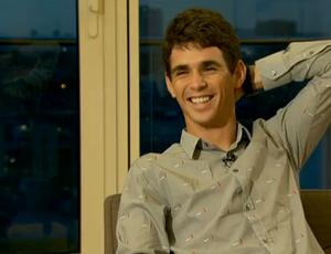 Oscar, jogador do Chelsea e da Seleção Brasileira (Foto: Reprodução SporTV)