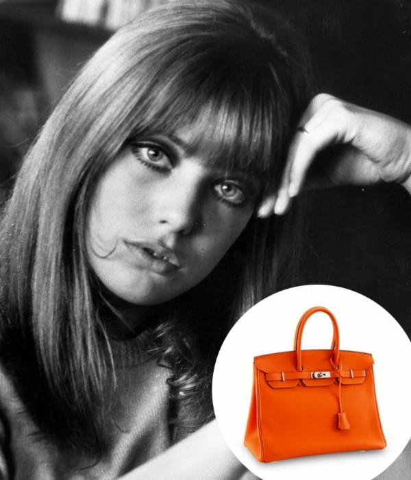 Jane Birkin foi a inspiração para a bolsa icônica da Hermès (Foto: Getty Images/ Divulgação)