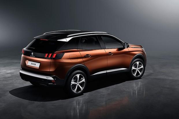Novo Peugeot 3008 (Foto: Peugeot)