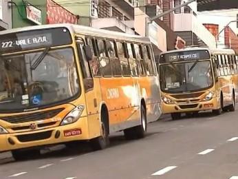 ônibus Londrina (Foto: Reprodução/RPC)