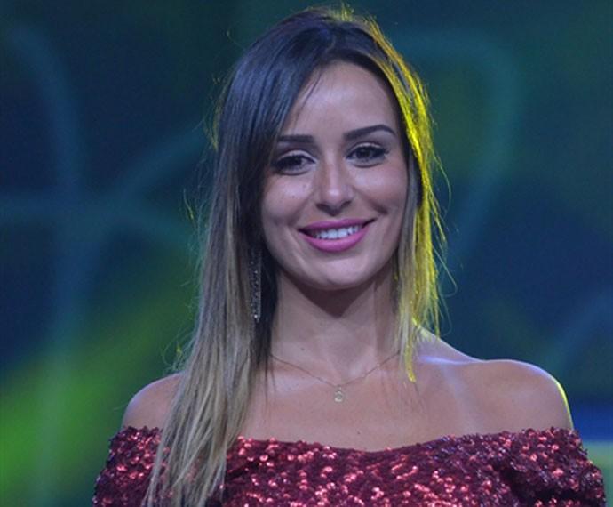 Letícia foi eliminada no nono paredão do BBB14 (Foto: Frederico Rozario / TV Globo)