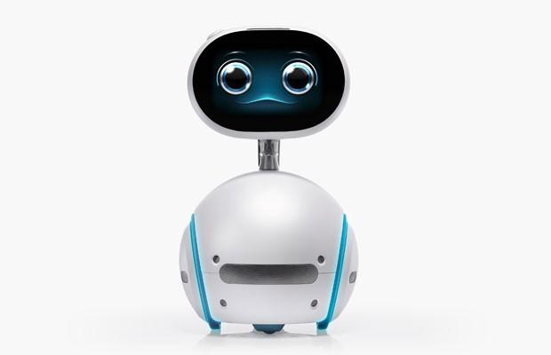 Zenbo, robô doméstico da Asus. (Foto: Divulgação/Asus)
