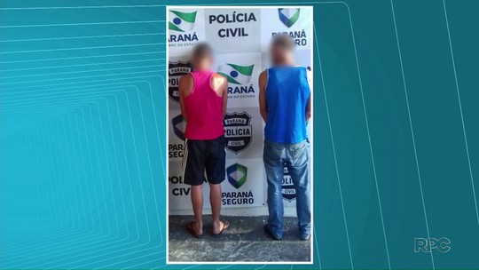 Polícia Civil de Castro prende dois suspeitos de matar motociclista