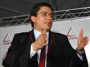 Promotor Henry Wagner fala sobre interrogatório de Dayanne Rodrigues  (Foto: Pedro Cunha / G1)