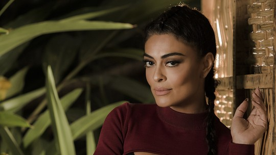 Juliana Paes em novas fotos exclusivas do Camarim Gshow