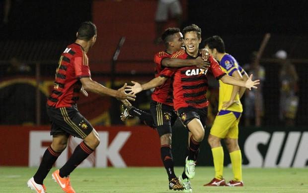 Sport x Socorrense (Foto: Aldo Carneiro/Pernambuco Press)