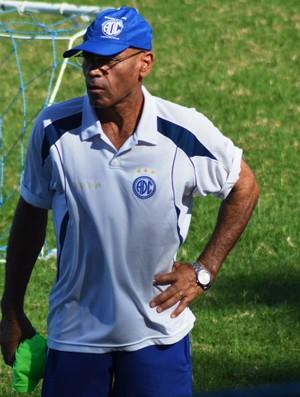 Paulo Silva garante uma equipe forte para o Sergipano (Foto: Felipe Martins/GLOBOESPORTE.COM)