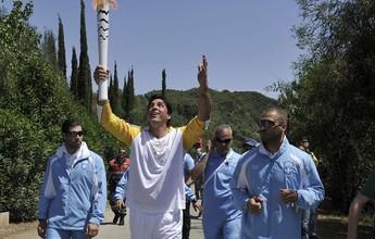 Bicampeão olímpico, Giovane estará na despedida da Tocha em Propriá