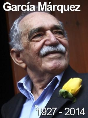 Morre aos 87 anos o escritor colombiano Gabriel García Márquez (Edgard Garrido/Reuters)