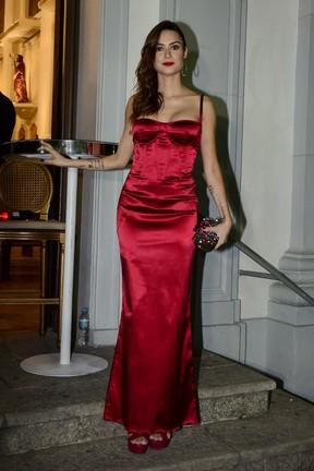Thayla Ayala (Foto: Roberto Teixeira / ego)